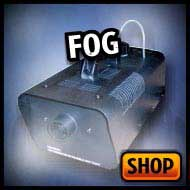 Foggers, fluid, scents and more