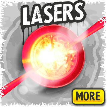 Special FX Lasers for Halloween & Haunted Hlouses
